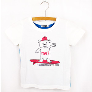 MEI KIDS colorful  tee(KME-000-172010)