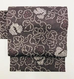 オリジナル名古屋帯(綿絞り)