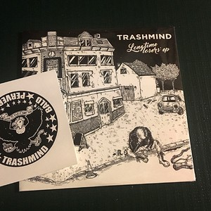 TRASHMIND / long time loser's ep (CD)