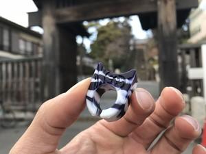 【New!!!】【サイズ選択可能】ウチダユウト式體操指サックA-wear (カラー:梅紫)