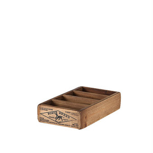 【CH14-H503NT】Wooden box for business cards #木箱 #ア ンティーク #ナチュラル