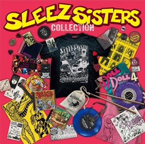 SLEEZ SISTERS - Collection CD