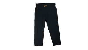 LOWANDER-FAT PANT-/CORDURA TYPEWRITER/BLACK