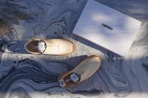 ORPHIC OFFICER SANDALS  beige