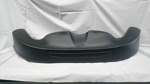 KG 08 フロントスポイラー ブラック