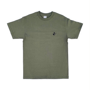 ONE DUDE S/S Tee -Militaly Green-