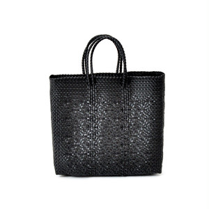 MERCADO BAG ROMBO - Black(S)