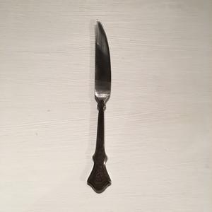 永島義教 ディナーナイフ いぶし