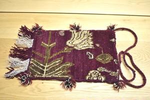 キリムで作られた装飾品
