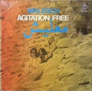 【LP】AGITATION FREE/Malesch