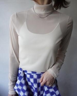 YOHEI OHNO / mesh top