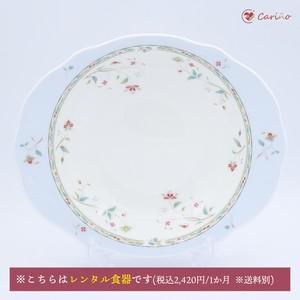 ノリタケ 花更紗 ディーププレート (1700012)