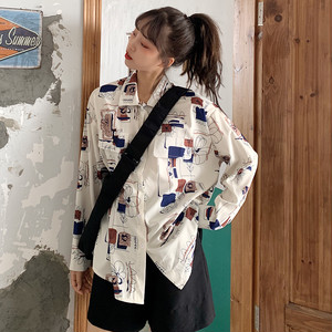 【トップス】通販 サイトファッションプリントシャツ27011476