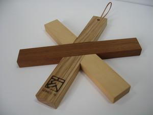シンプルトリベット simple kumiko hot pot stand & ornament