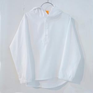プルオーバーフーディーサッカーシャツ