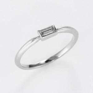 HIKARI K18WG Diamond Ring (ダイヤモンド リング)