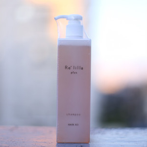 NEW Re'lilla|「plus」 shampoo(350ml)