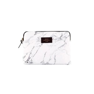 iPad Airケース / White Marble (ホワイトマーブル) / WOOUF! BARCELONA (ウーフバルセロナ)