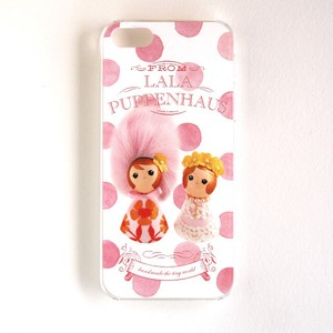 LALA puppenhaus iPhone case -ribbon-