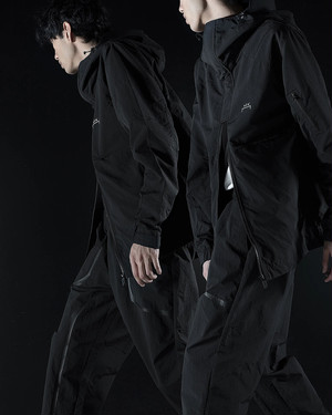 A-COLD-WALL* / HOODED STORM JACKET