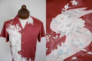 着物アロハシャツ AL-601/M