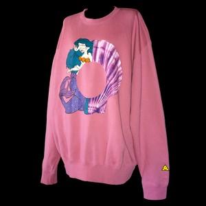 """""""Mermaid"""" printed sweatshirts"""