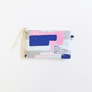 Hand Paint pouch (マチなし)