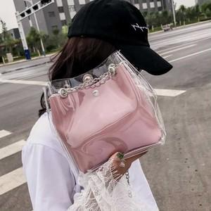 【goods】透明ファッション配色合わせやすいバッグ21974641