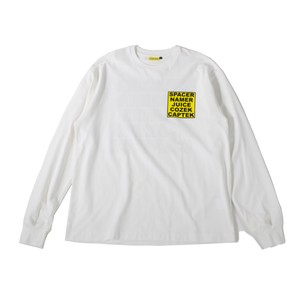 A.D.E.D Long Sleeve Print Tee