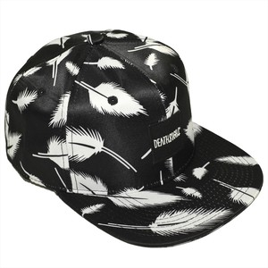 BOX LOGO CAP FEATHER