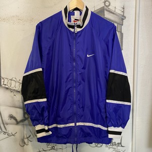 NIKE 90's nylon zip up jacket