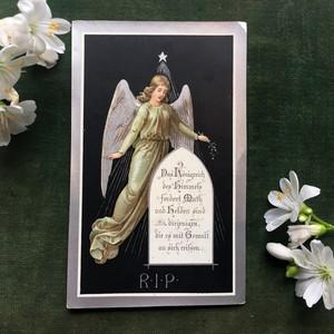 星の天使のデスカード