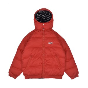 3WAY REVERSIBLE DOWN JACKET / RED