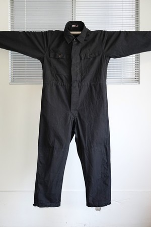 German Military - Black All In One Dead Stock