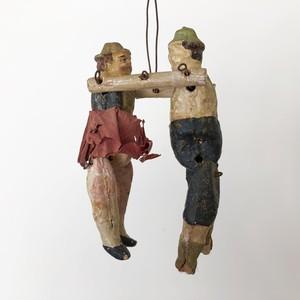 ドイツのダンス人形