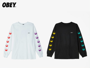 OBEY|SUBVERSION L/S TEE