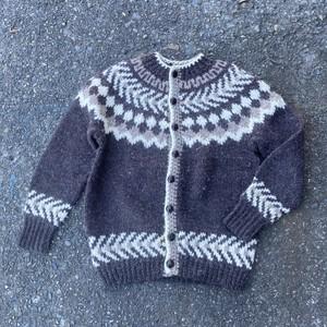 "old scotland knit ""BARNEY'S NEW YORK"""