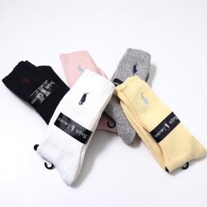 【Polo Ralph Lauren】90s Socks made in USA  ポロラルフローレン ソックス デッドストック A736