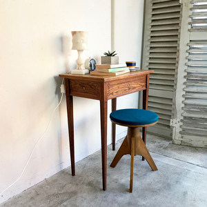 Parquet Top Oakwood Console Table オランダ