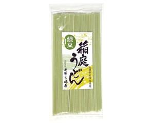 稲庭うどん 緑豆うどん 単品