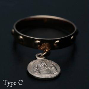 リング - chapelet ring - 4種