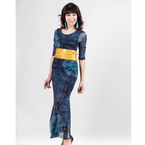 正絹☆高級西陣袋帯使用 ☆和柄帯ベルト☆ モデル使用品現品限り!¥10,000→¥9,000