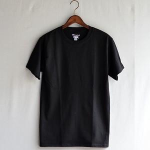 全9色【Champion】6oz ヘビーウェイトTシャツ(BKブラック)