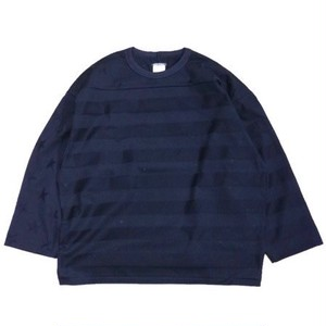 "SUNNY SPORTS/サニースポーツ | "" Stars&Stripes Football Tee "" Dark Navy"