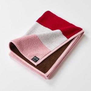 colour magicベリームース フェイスタオル/ピンク 1-65435-31-P