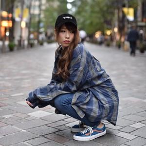 Cotton CAP ~Black~Mii produce