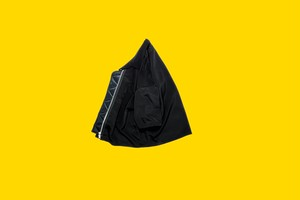MA-1 shirt  BLACK