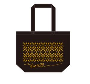 小南数麿30周年Goods「Carry Onトートバッグ」