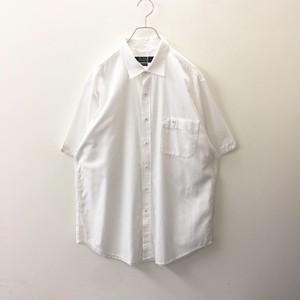 Nat Nast ホワイトシャツ コットン アメリカンフィット size M