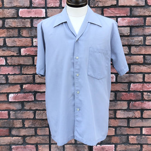 1950s Style Leisure Shirt Shan-su Viyella House Made In England